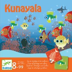 DJECO Kunayala - stratégiai társasjáték