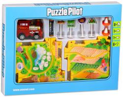 Puzzle Pilot Összerakható mozdony pálya