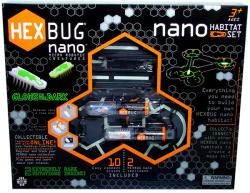 HEXBUG Nano bogár sötétben világító kolónia