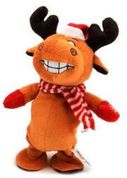 Globo Pelux and Me -  karácsonyi rénszarvas plüssfigura