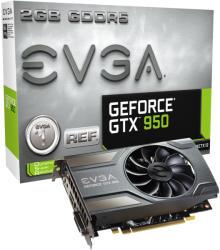 EVGA GeForce GTX 950 GAMING 2GB GDDR5 128bit PCIe (02G-P4-1952-KR)