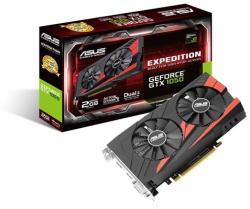 ASUS GeForce GTX 1050 Expedition 2GB GDDR5 128bit PCIe (EX-GTX1050-2G)