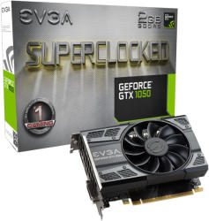 EVGA GeForce GTX 1050 SC GAMING 2GB GDDR5 128bit PCIe (02G-P4-6152-KR)