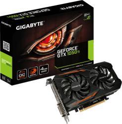 GIGABYTE GeForce GTX 1050 Ti OC 4GB GDDR5 128bit (GV-N105TOC-4GD)