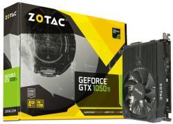 ZOTAC GeForce GTX 1050 Ti Mini 4GB GDDR5 128bit PCIe (ZT-P10510A-10L)