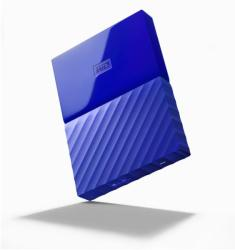 Western Digital My Passport Ultra 2.5 4TB USB 3.0 WDBYFT0040