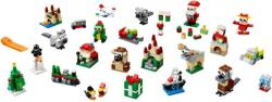 LEGO 24-in-1 Christmas Builds (40222)