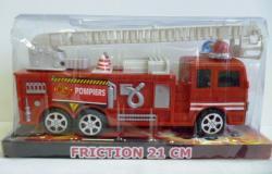 Lendkerekes tűzoltó autó