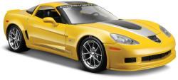 Maisto 2009 Corvette Z06 GT1 Commemorative autómodell 1:24