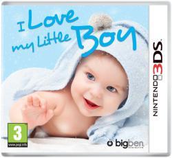 Bigben Interactive I Love My Little Boy (3DS)