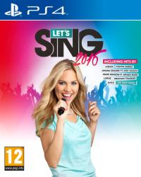 Plug In Digital Let's Sing 2016 (PS4)