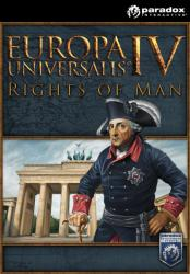 Paradox Europa Universalis IV Rights of Man DLC (PC)