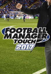 SEGA Football Manager Touch 2017 (PC)