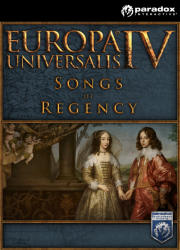 Paradox Europa Universalis IV Songs of Regency Music Pack (PC)