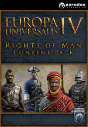 Paradox Interactive Europa Universalis IV Rights of Man Content Pack DLC (PC)