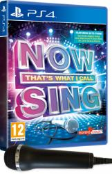Koch Media Now That's What I Call Sing [Microphone Bundle] (PS4)
