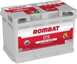 ROMBAT EFB Start-Stop 70Ah EN 650A