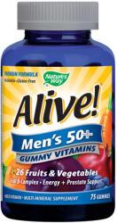 Nature`s Way, САЩ Алайв желирани мултивитамини за мъже 50+ Nature's Way 94 мг х 75 таблетки (15898)