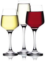 Lav, Турция Комплект от 6 броя чаши за вино LAV Lal 545/558/569 (015848-015846-015847)