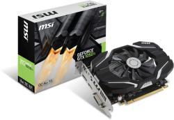 MSI GeForce GTX 1050 Ti 4GB GDDR5 128bit PCIe (GTX 1050 Ti 4G OC)