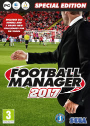 SEGA Football Manager 2017 [Special Edition] (PC)