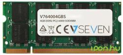 V7 4GB DDR2 800MHz V764004GBS