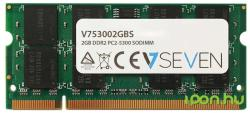 V7 2GB DDR2 667Mhz V753002GBS