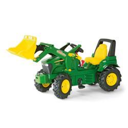 Rolly Toys FarmTrac John Deere 7930 pedálos markolós traktor (710027)