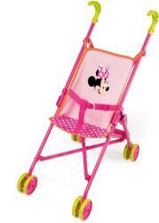 Smoby Minnie ӧsszecsukható játék babakocsi