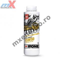 IPONE Full Power Katana 15W50 4T 60L