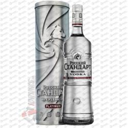Russian Standard Platinum Vodka (FDD) [1L|40%] - idrinks