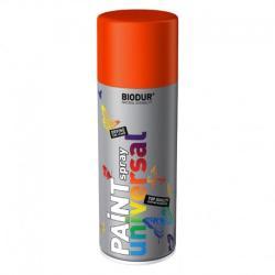 Spray vopsea Biodur Portocaliu RAL 2004
