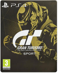 Sony Gran Turismo Sport [SteelBook Edition] (PS4)