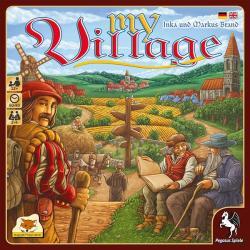 My Village - Angol és Német nyelvű