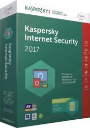 Kaspersky Internet Security 2017 KL1941GBBFS