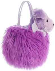 Aurora Fancy Pal - Schnauzer, lila táskában - 20cm