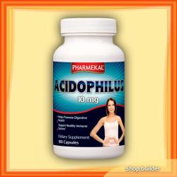 Pharmekal Acidophilus gélkapszula - 100 db