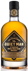 QUIET MAN 8 Years Whiskey 0,7L 40%