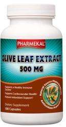 Pharmekal Olive Leaf Extract (olajfa levél kivonat) 500mg gélkapszula - 100 db