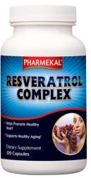 Pharmekal Resveratrol Complex kapszula - 120 db