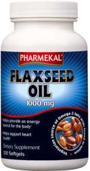 Pharmekal Flaxseed Oil (Lenmag olaj) 1000mg gélkapszula - 120 db