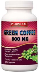 Pharmekal Green Coffee 800mg kapszula - 60 db