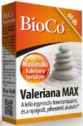 BioCo Valeriana MAX tabletta - 60 db