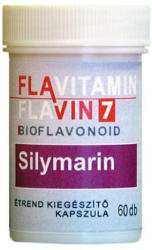 Flavin7 Sylimarin kapszula - 60 db