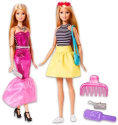 Mattel Barbie - Teljes átalakulás baba (DMB30)