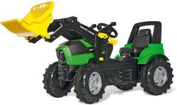 Rolly Toys FarmTrac Deutz-Fahr Agrotron 7250 TTV pedálos markolós traktor (710034)