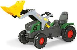 Rolly Toys FarmTrac Fendt 211 Vario pedálos markolós traktor (611058)