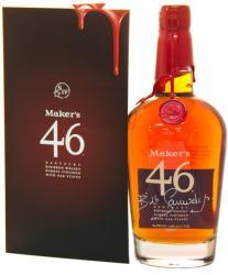 Maker's Mark 46 Kentucky Bourbon Whiskey 0,7L 47%