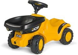 Rolly Toys Minitrac JCB lábbal hajtós mini dömper (135646)