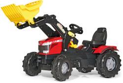 Rolly Toys Massey Ferguson 8650 markolós pedálos traktor (611133)